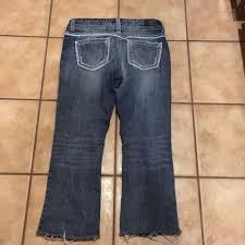 Daytrip Jeans Size Chart 4 50 Virgo Bootcut Cut Short