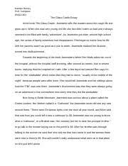 glass castle bildungsr carly cotterman the glass castle w  2 pages the glass castle essay