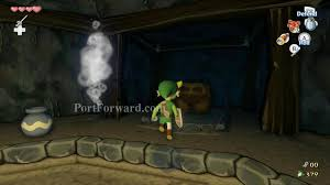 the wind waker kill the keese