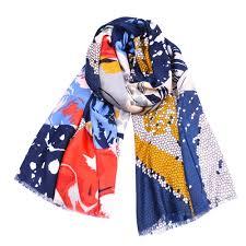 Designer Square Silk Scarves Us 3 05 40 Off Litthing 2019 Silk Scarf Fashion Foulard Satin Shawl Scarfs Big Size 90 180cm Square Silk Hair Head Scarves Women Bandana On