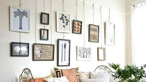 hanging wall frames interesting inspiration art ideas without nails display arrangements height tapestry on wall art hanging height with hanging wall frames interesting inspiration art ideas without nails