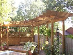 arbor designs for gardens