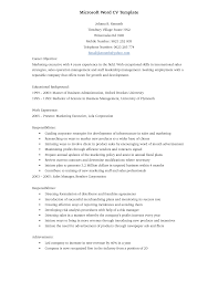 Microsoft Word Template Resume Templates Of Cv In Ms Word Savebtsaco 23