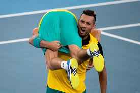 27.04.95, 25 years atp ranking: Nick Kyrgios Red Wine Tonight After Stressful Atp Cup Victory