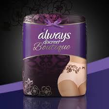Always Discreet Boutique Maximum Incontinence Underwear 10