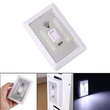 Extra Bright Night Light Us 2 48 34 Off Super Bright 10 Smd Led Switch Closets Night Light With Magnet On Off Battery Operated Wardrobe Nightlight In Led Night Lights From