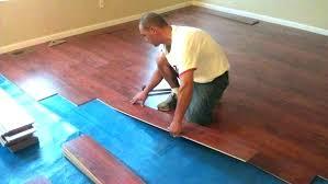 flooring over concrete how to install vinyl plank flooring on concrete how to install vinyl plank