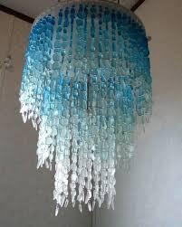 sea glass chandeliers sea glass lighting fixtures sea glass chandelier lighting fixture flush mount ceiling fixture sea glass
