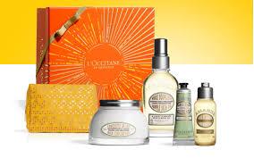 l occitane sweet almond gift set msia