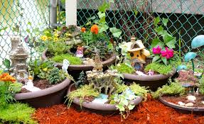 images of fairy gardens. Contemporary Gardens For Images Of Fairy Gardens E