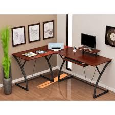 bestar hampton corner desk awesome luxury l shaped desk wooden beautiful