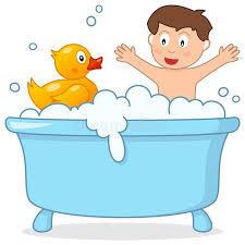 optimized bath time bubbles hq cliparts