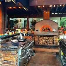 I have now tried it for the first time using some very easy to use, results like you would expect in a pizzeria and really fast. How 5 Celebrity Chefs Make The Most Of Their Home Kitchens Backyard Kitchen Outdoor Kitchen Design Outdoor Kitchen