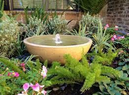 diy garden fountains garden fountain