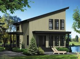 Small Picture Contemporary House Plans The House Plan Shop