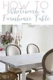 how to white wash a table quickly with easy tips on furniture distressing waxing and