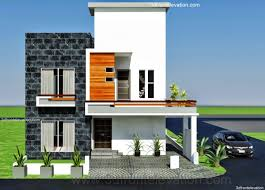 10 Marla Modern Architecture House Plan Corner Plot Design In