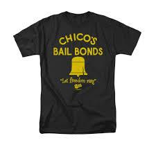 The Bad News Bears Chicos Bail Bonds Mens T Shirt Small To 5xl Men Women Unisex Fashion Tshirt Black Tees T Shirts Ts Shirt From