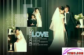 wedding album design. love wedding album design material free wedding photo PSD templates