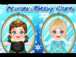 Frozen Baby Care - Disney Princess Baby Games for Little Babies and ...