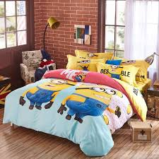 brilliant minion bed set queen king twin size ebeddingsets bedding sets queen prepare