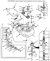 scag sw ka parts diagram for ground wire harness cutter deck 32 quot