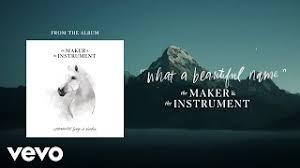 What A Beautiful Name Hillsong Worship Lyrics And Chords