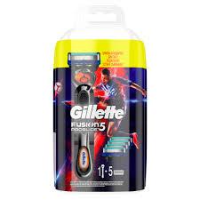 <b>Подарочный набор Gillette</b> Fusion ProGlide football Мужская ...