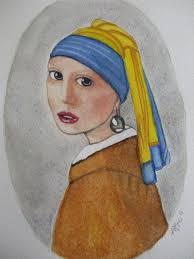 vermeer s girl with a pearl earring