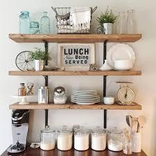kitchen shelf. kitchen shelf pinterest