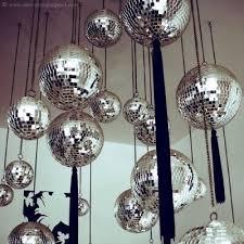 Decorative Disco Ball Gorgeous Decorative Disco Ball Cool Spring Mantel Decoration With Cherry