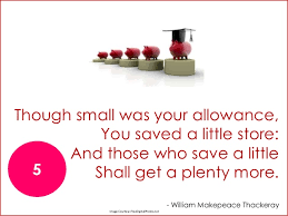 Saving Quotes Amazing 48 Famous Quotes About Expenses And Savings