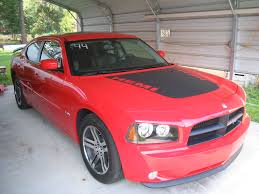 Stock 2006 Dodge Charger Daytona RT 1/4 mile trap speeds 0-60 ...