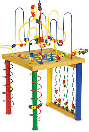 large motor skills table bead activity table bead frame table baby play cube drs waiting room