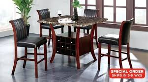 modern pub table. Pub Table With 4 Chairs Come In A Set Elegant Modern .