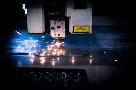 Laser Cutting Service - Tool & Die Shop - CNC Machining
