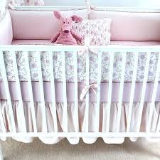 Purple Baby Crib Bedding Sets Amazing Classic Girl Traditional For Girls By Decor