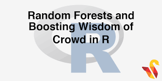 203 7 1 Random Forests And Boosting Wisdom Of Crowd