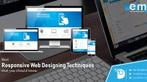 Difference Between Web Design And Web Application Best Responsive Web Designing Techniques That You Should Know