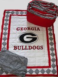 georgia quilted crib bedding set