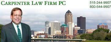 Attorney Patrick Carpenter | Law Firm in Central Iowa