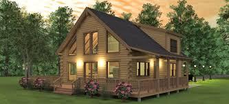 4 Bedroom 3 Bath Log Cabin House Plan  ALP050D  Allplanscom4 Bedroom Log Cabin Floor Plans
