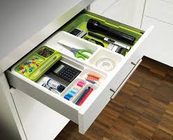 office drawer organizers. Amazon.com: Joseph Drawer Store Expandable Organizer, Green Office Organizers B