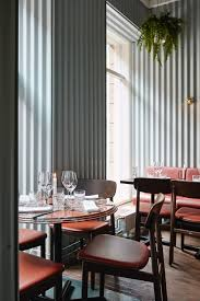 Corrugated Metal Interior Design Restaurant Goes Full On Industrial Chic With Corrugated Metal