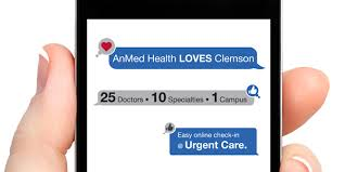 Anmed Health My Chart Login Home