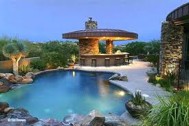 backyard pool and outdoor kitchen designs. Interesting Designs Backyard Designs With Pool And Outdoor Kitchen Stunning  Ideas  With Backyard Pool And Outdoor Kitchen Designs O