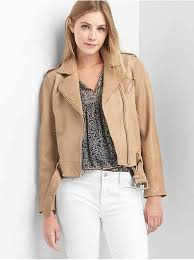 last chance summer styles leather belted moto jacket