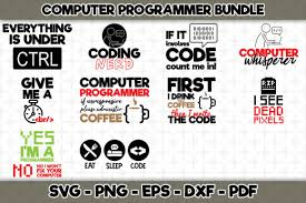 We have a huge range of svgs products available. 13 Programmer Svg Designs Graphics