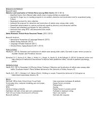 Ux resume for Ux researcher resume .