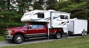 How To Tow With A Truck Camper Rig - Truck Camper Magazine